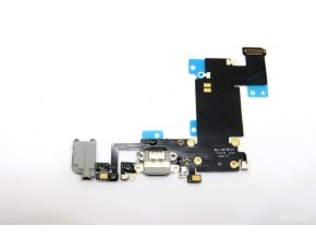 1250 apple iphone 6s plus nabijaci konektor jack konektor mikrofon flex kabel