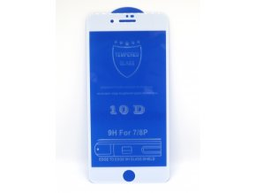 731 1 iphone 7 plus ochranne temperovane sklo 10d biele