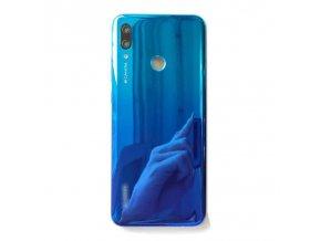 Huawei P-Smart 2019 - Kryt zadný + kryt fotoapárátu, farba modrá