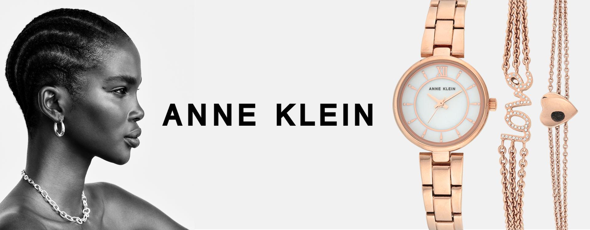 Anne Klein banner