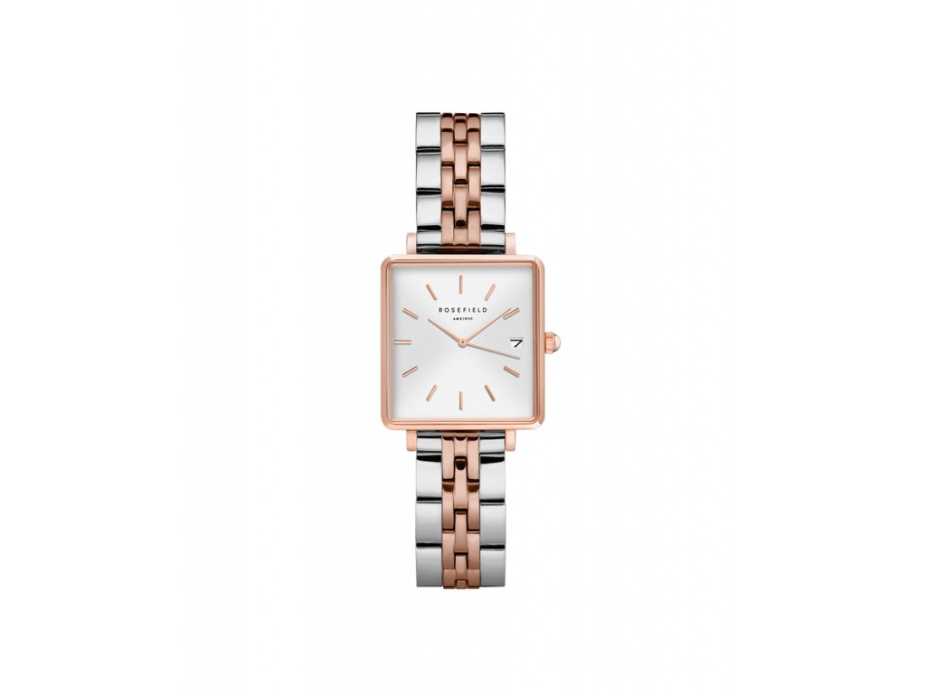 1008 the boxy xs white sunray steel silver rosegold duo