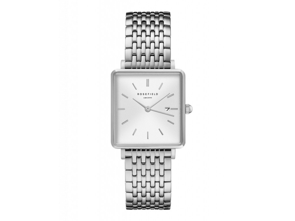 1029 the boxy white sunray steel silver