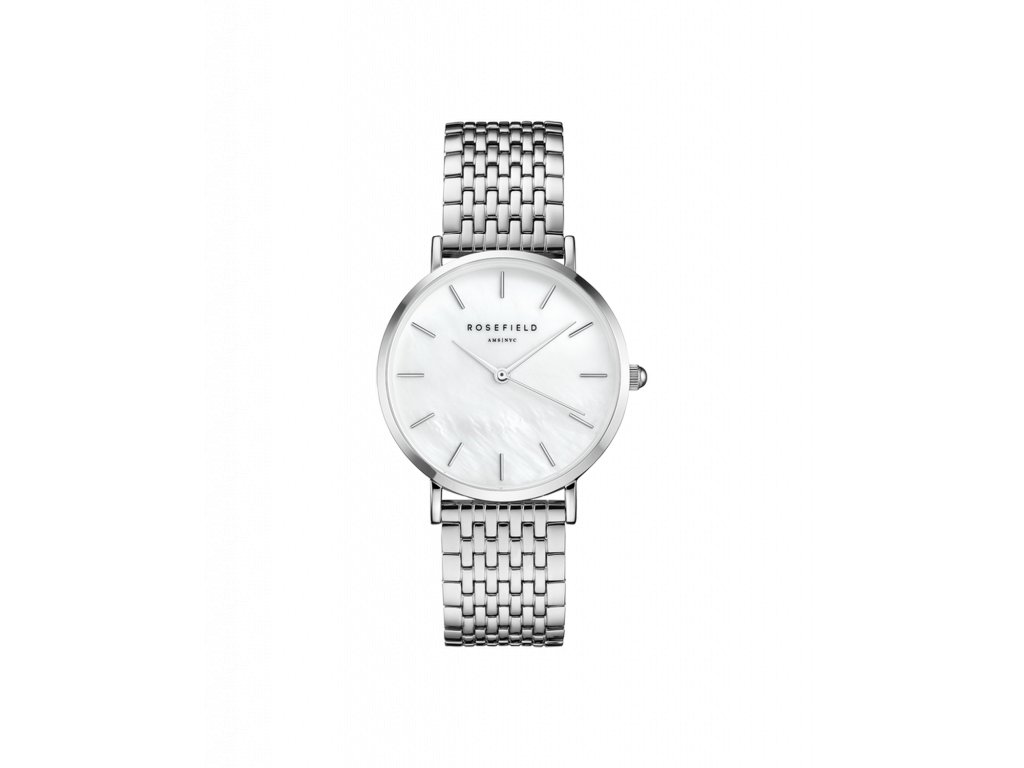 1047 the upper east side white pearl silver
