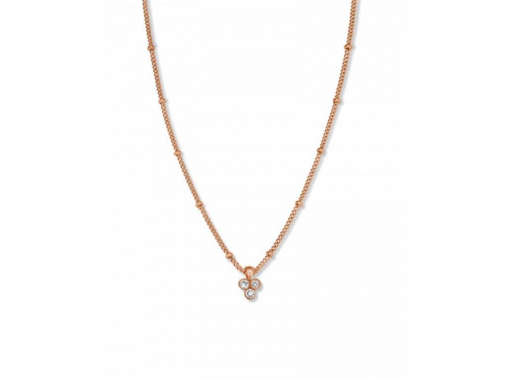 Rosefield náhrdelník JTNTRG-J443