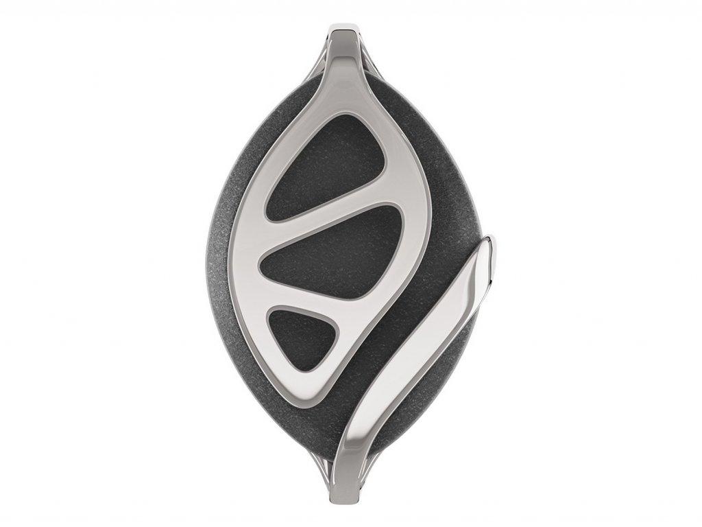 1485 chytry sperk a fitness monitor leaf urban black silver