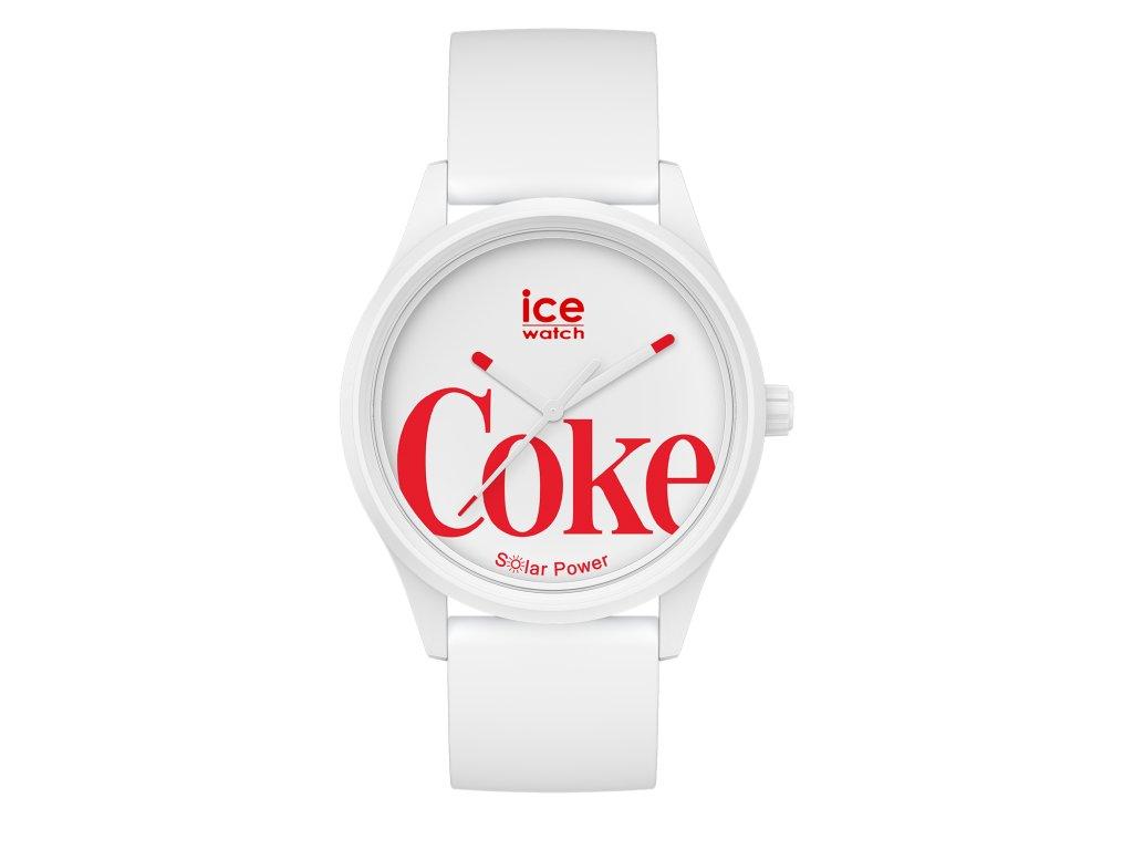 018513 coca cola x ice watch white medium 01