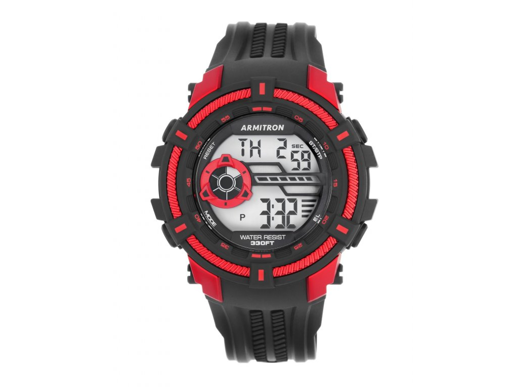 321 armitron lcd 40 8384red