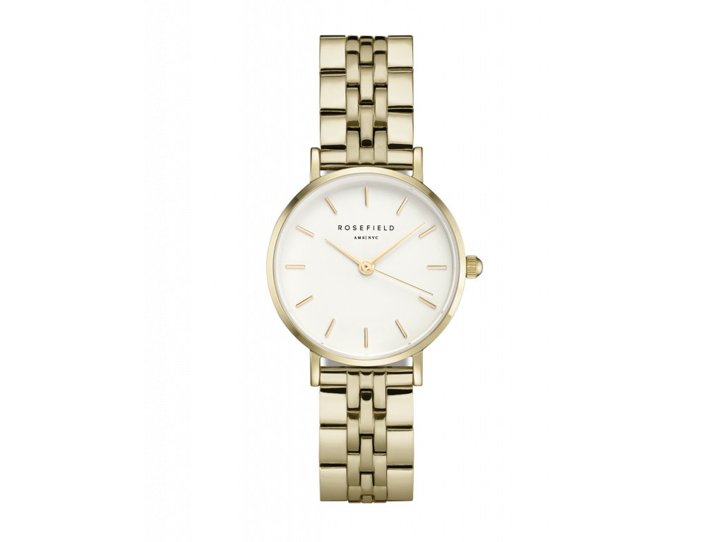 927 the small edit white steel gold