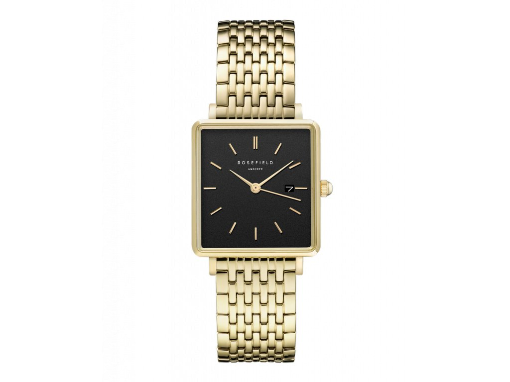 993 the boxy black steel gold
