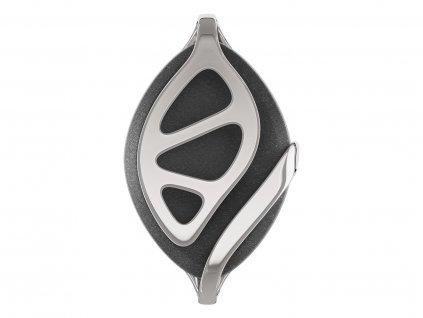 Chytrý šperk a fitness monitor Leaf Urban Black Silver