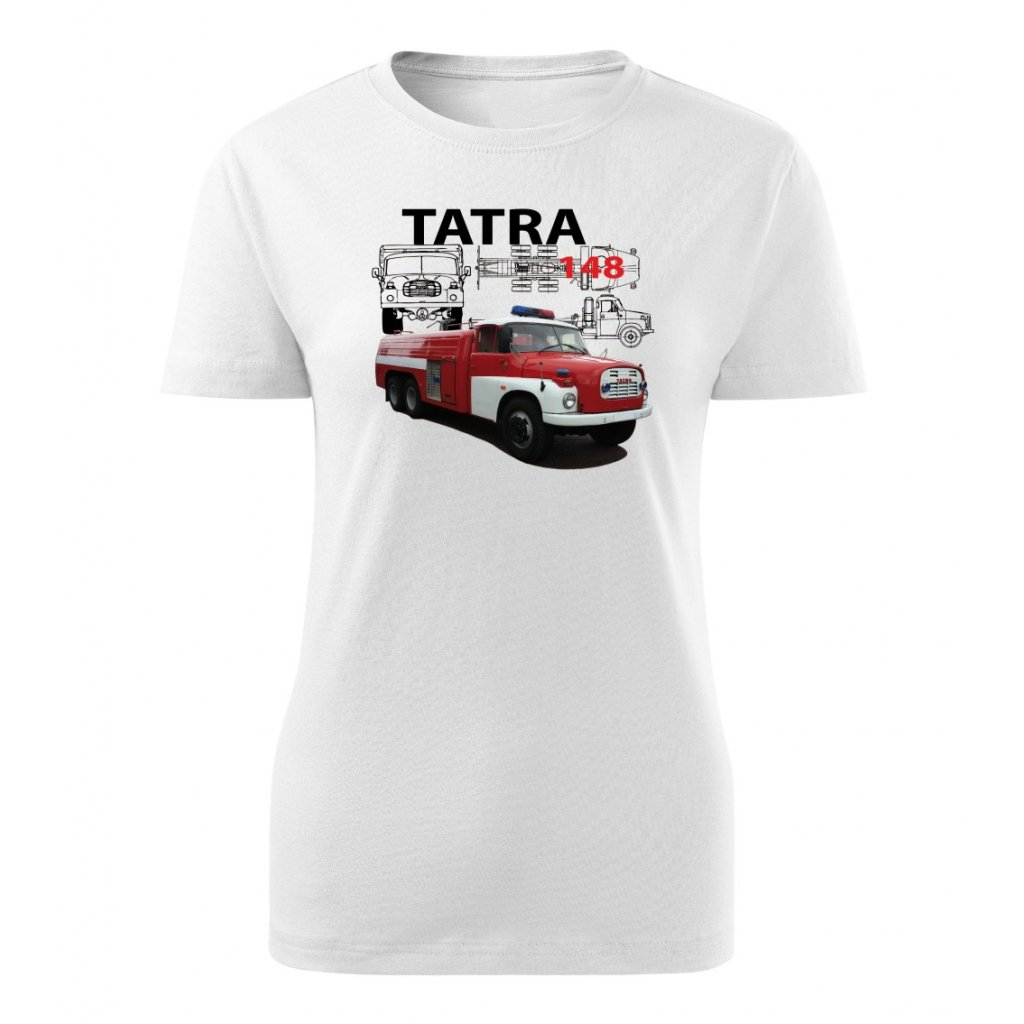 Dámské tričko Tatra 148