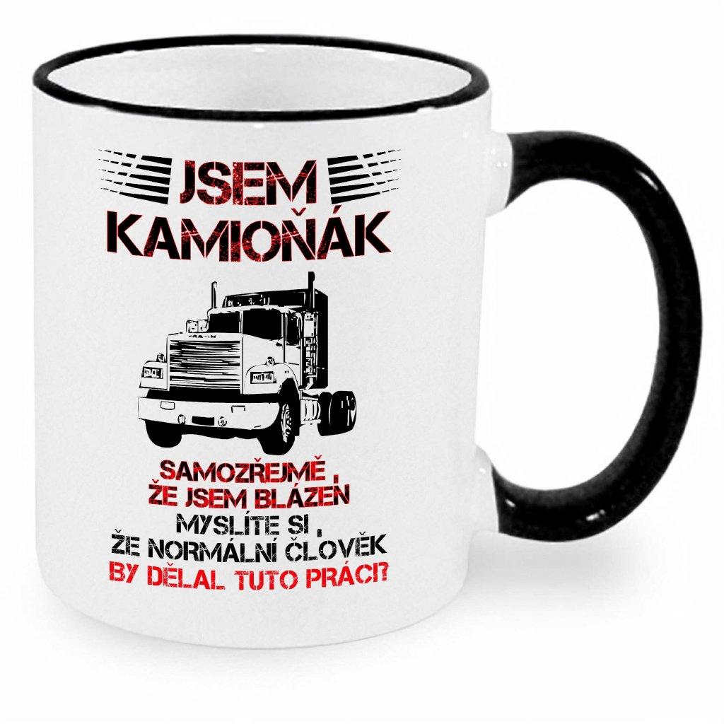 Hrnek - Jsem kamioňák