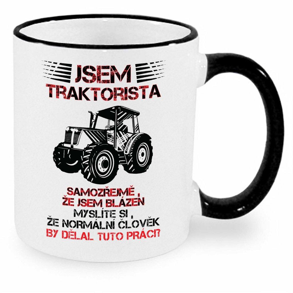 Hrnek - Jsem traktorista