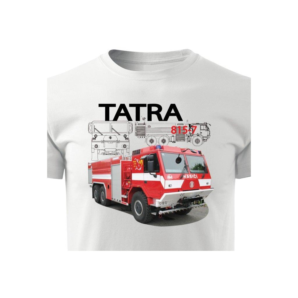 Pánské tričko Tatra 815-7