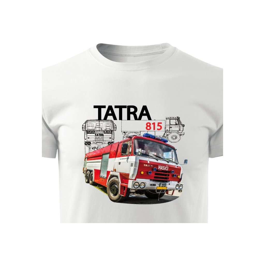 Pánské tričko Tatra 815