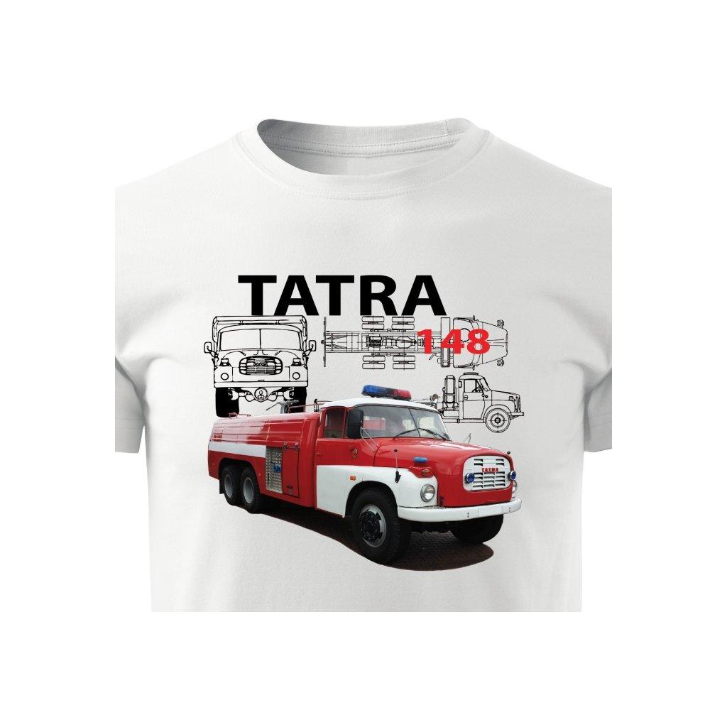 Pánské tričko Tatra 148
