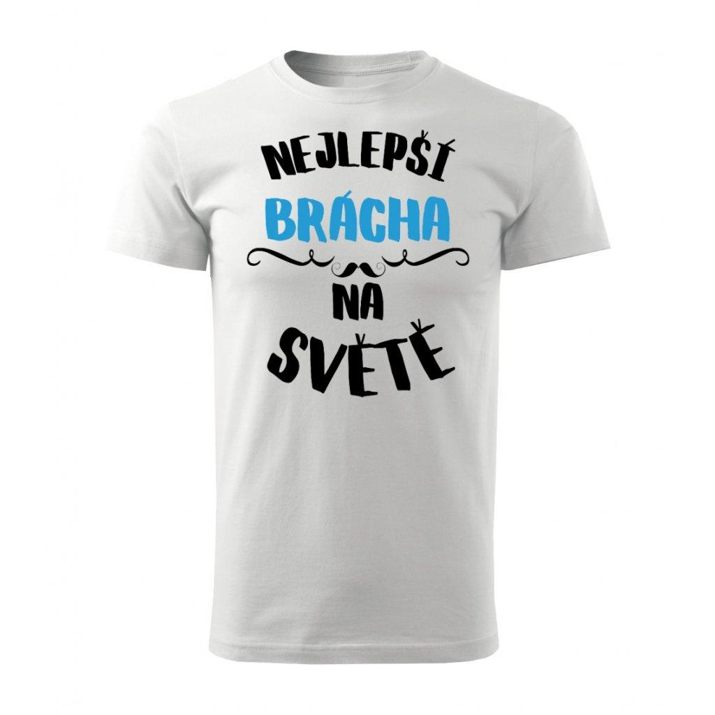 Pánské tričko Nejlepší brácha na světě