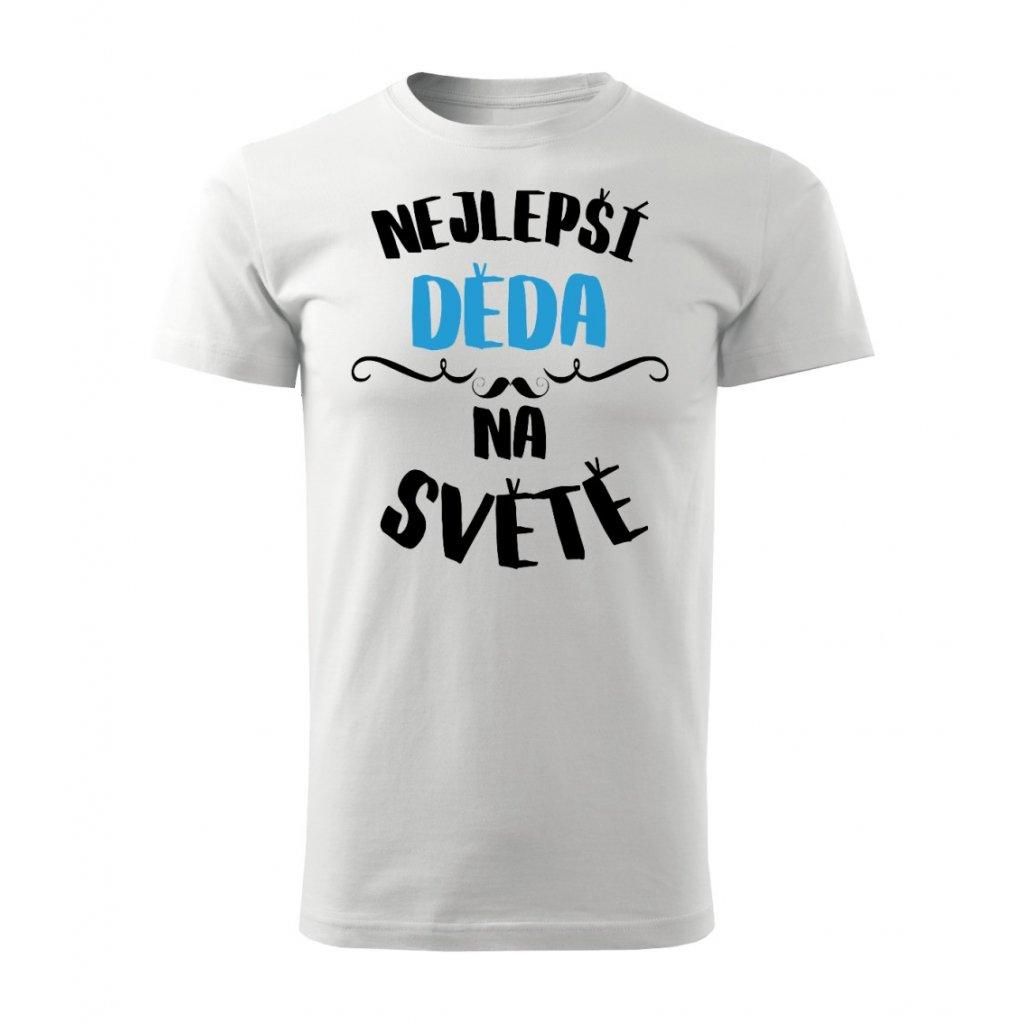 Pánské tričko Nejlepší děda na světě