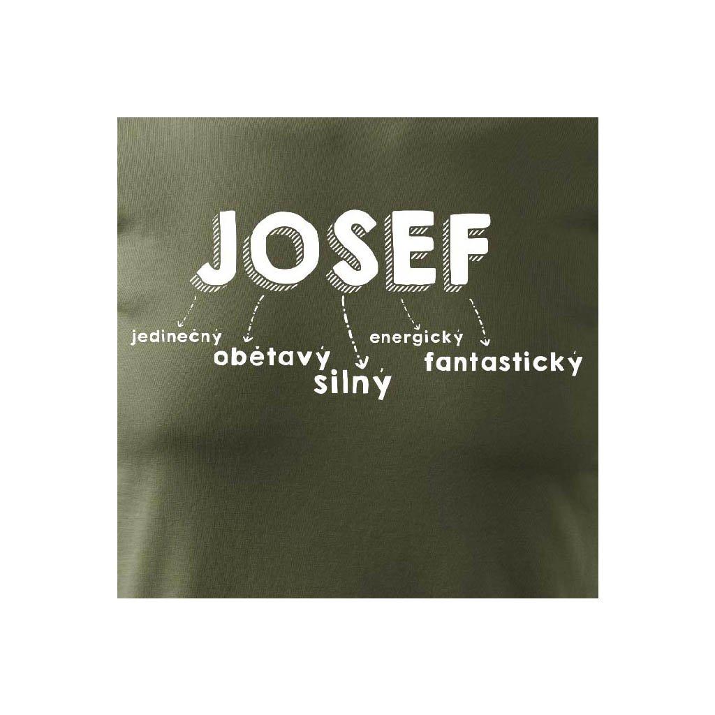 Pánské tričko Josef