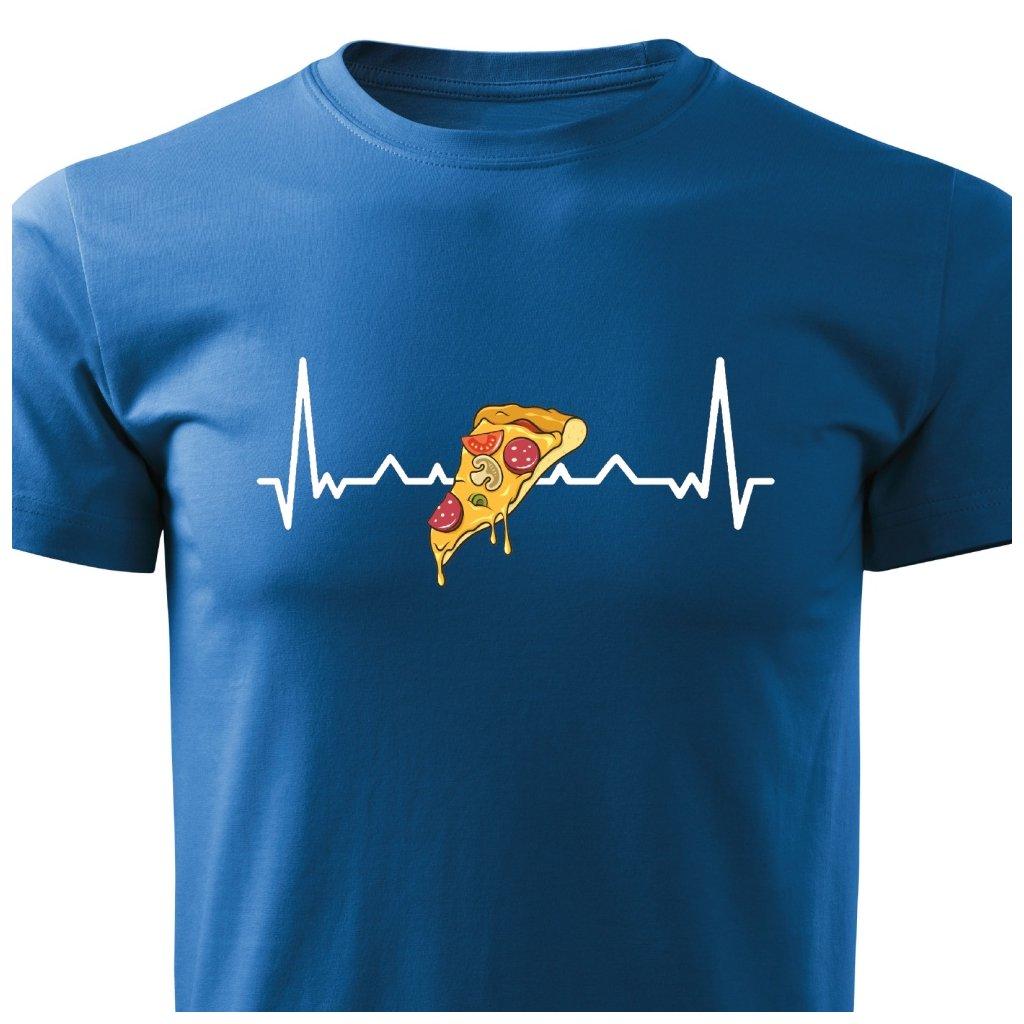 Pánské tričko Pizza Hearbeat