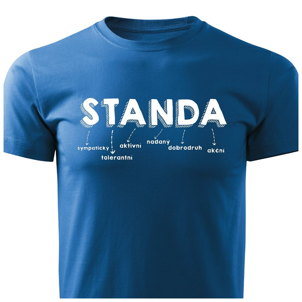 Pánské tričko Standa