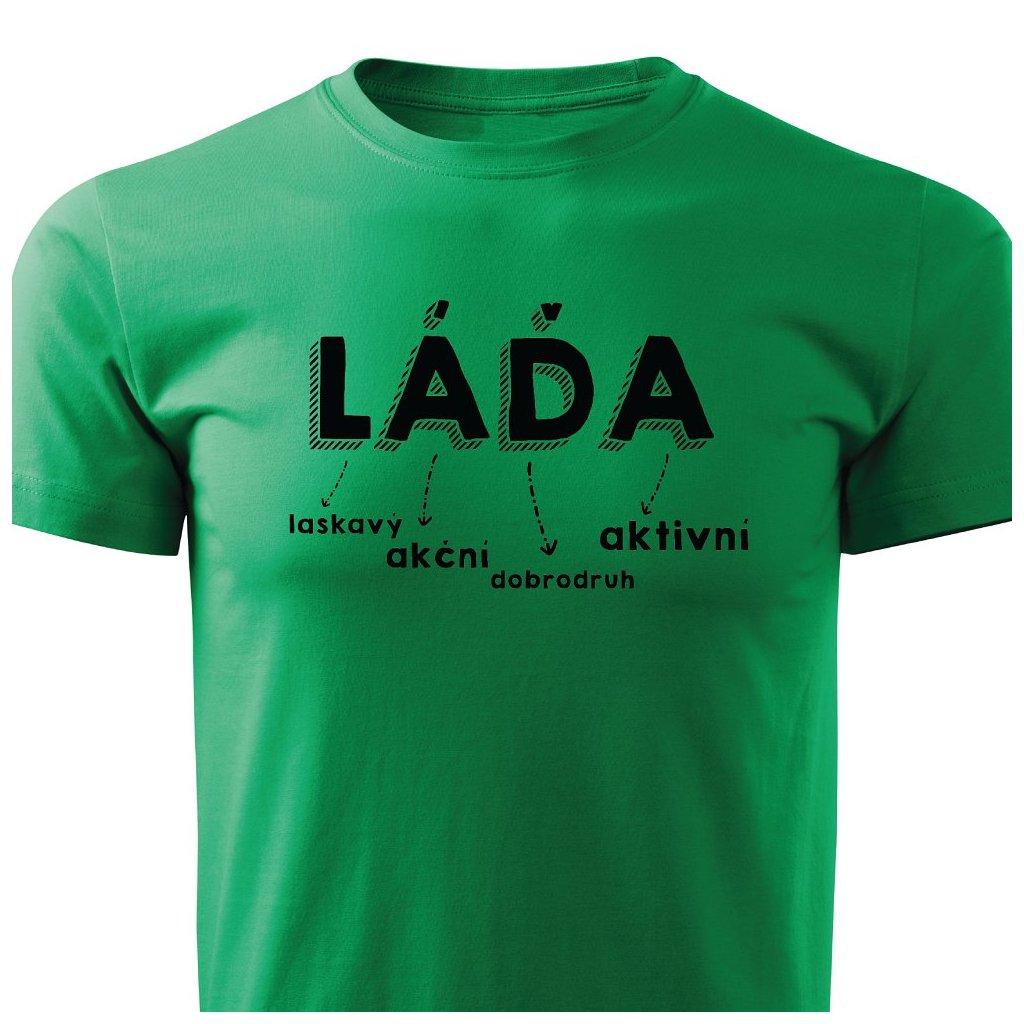 Pánské tričko Láďa