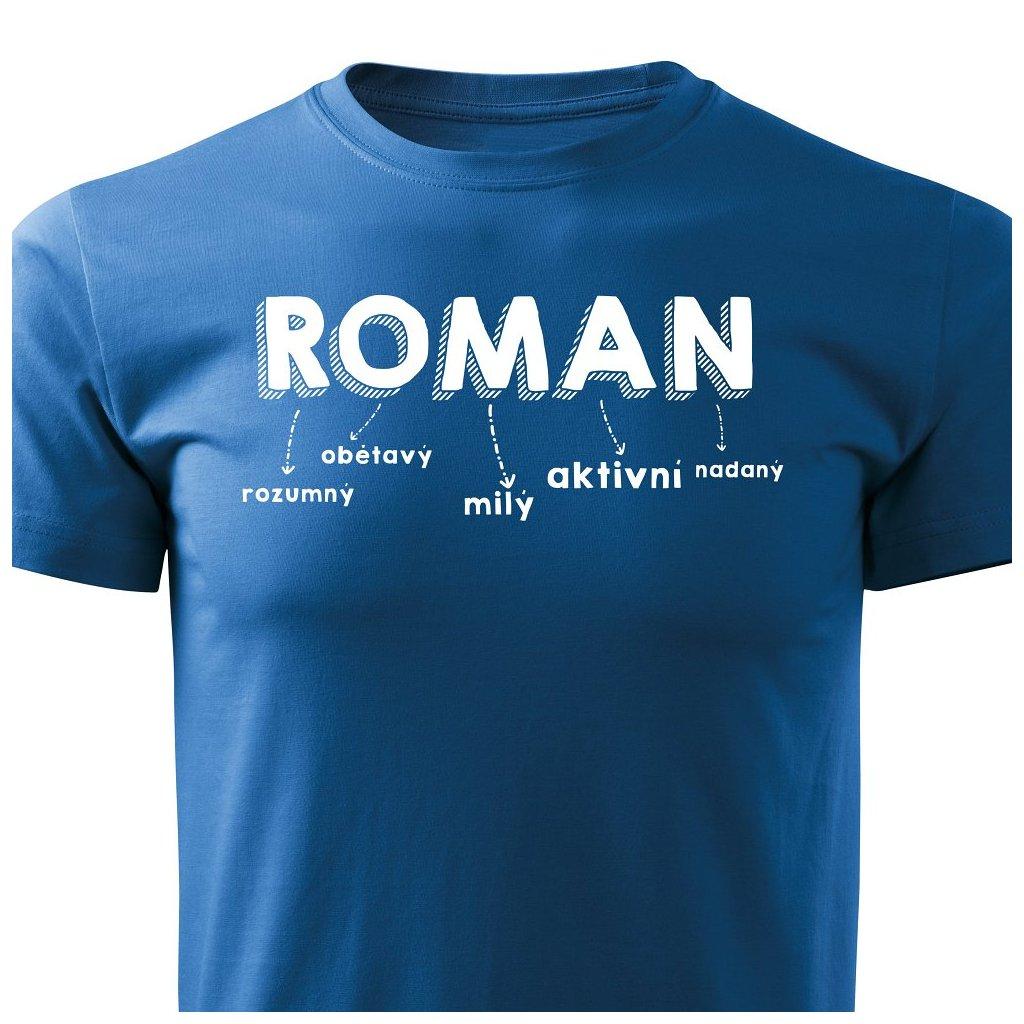 Pánské tričko Roman