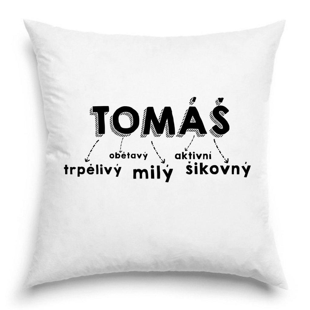 Polštář Tomáš
