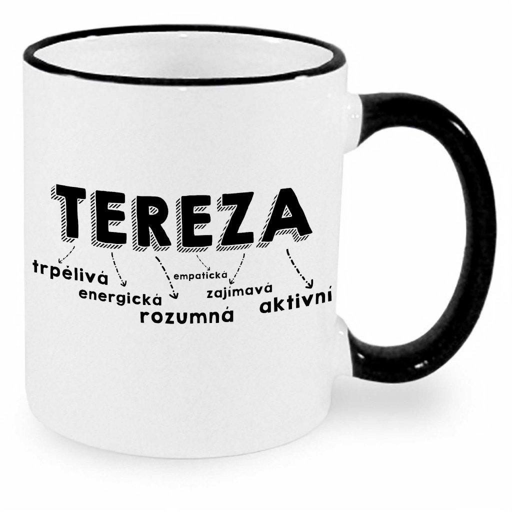 Hrnek - Tereza