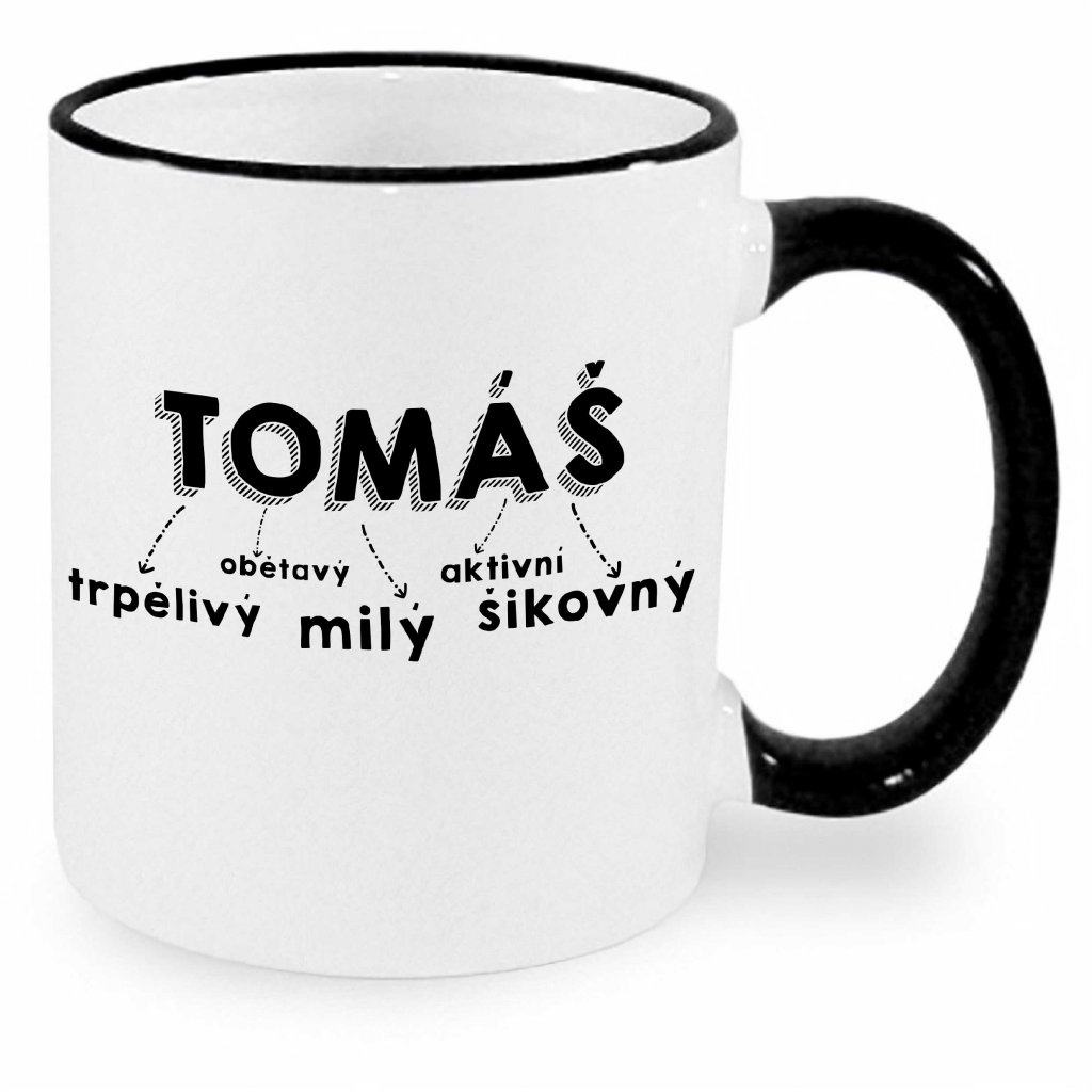 Hrnek - Tomáš