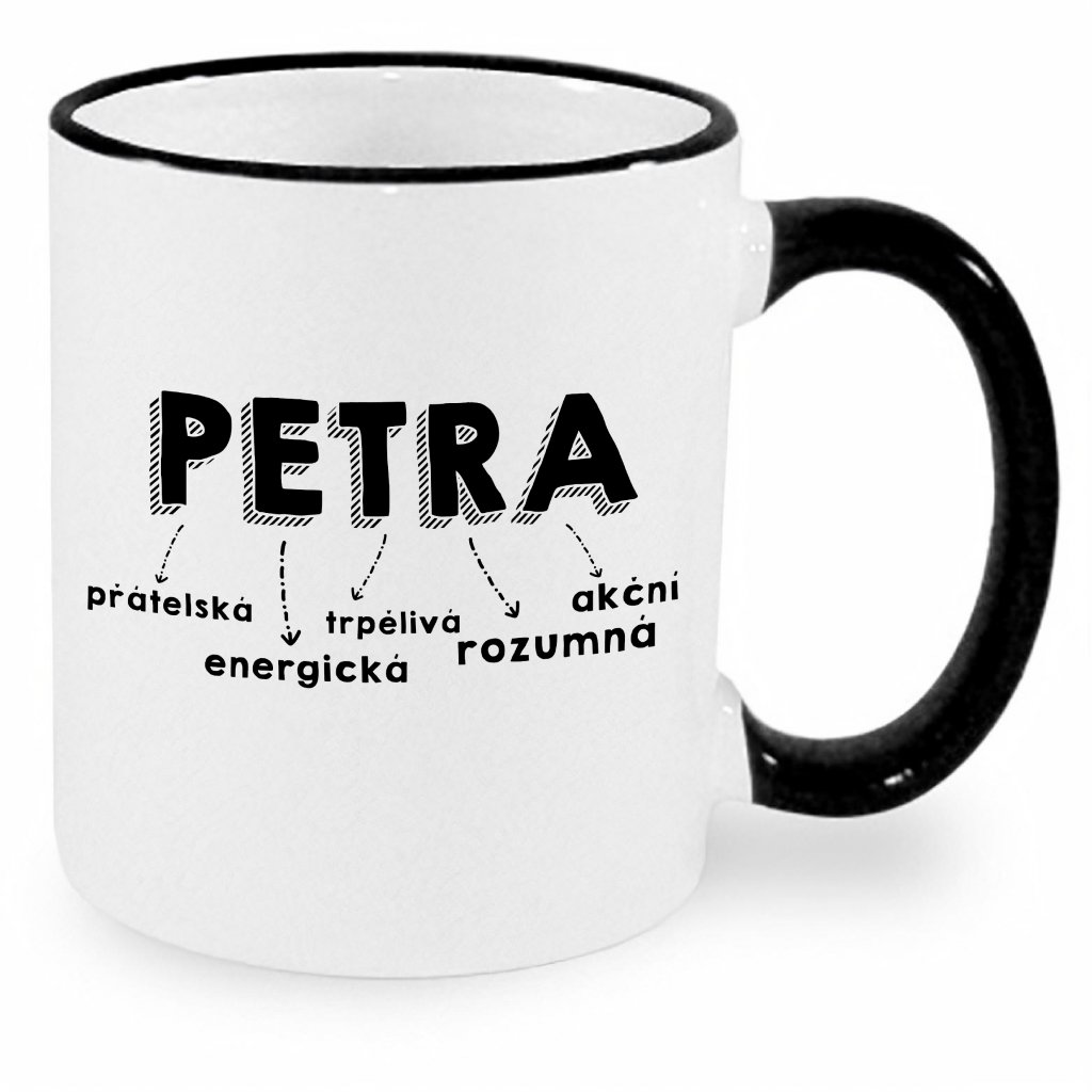 Hrnek - Petra