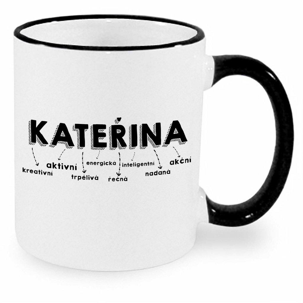 Hrnek - Kateřina