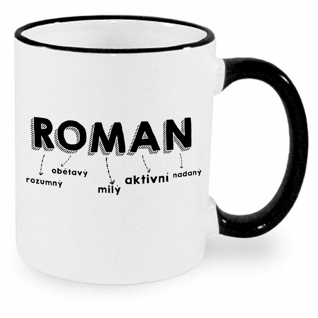 Hrnek - Roman
