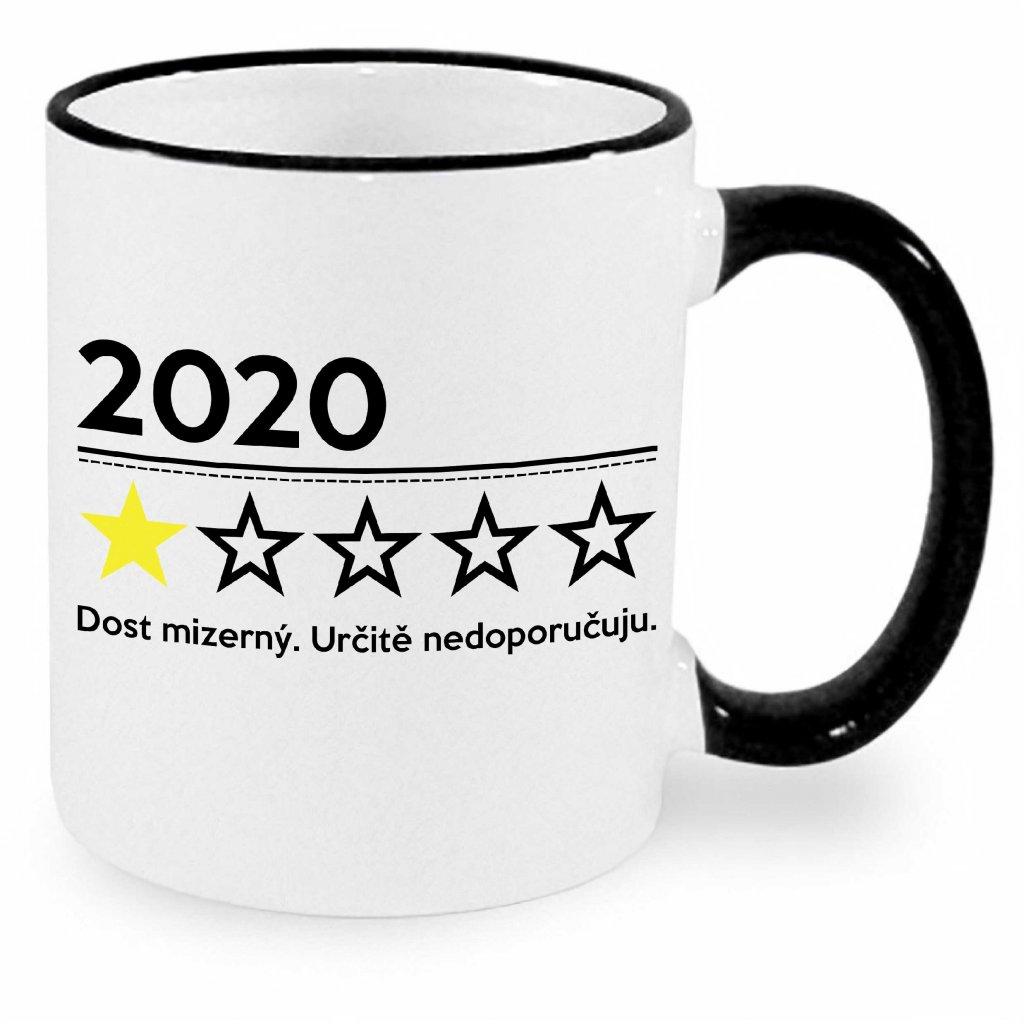 Hrnek - Hodnocení roku 2020
