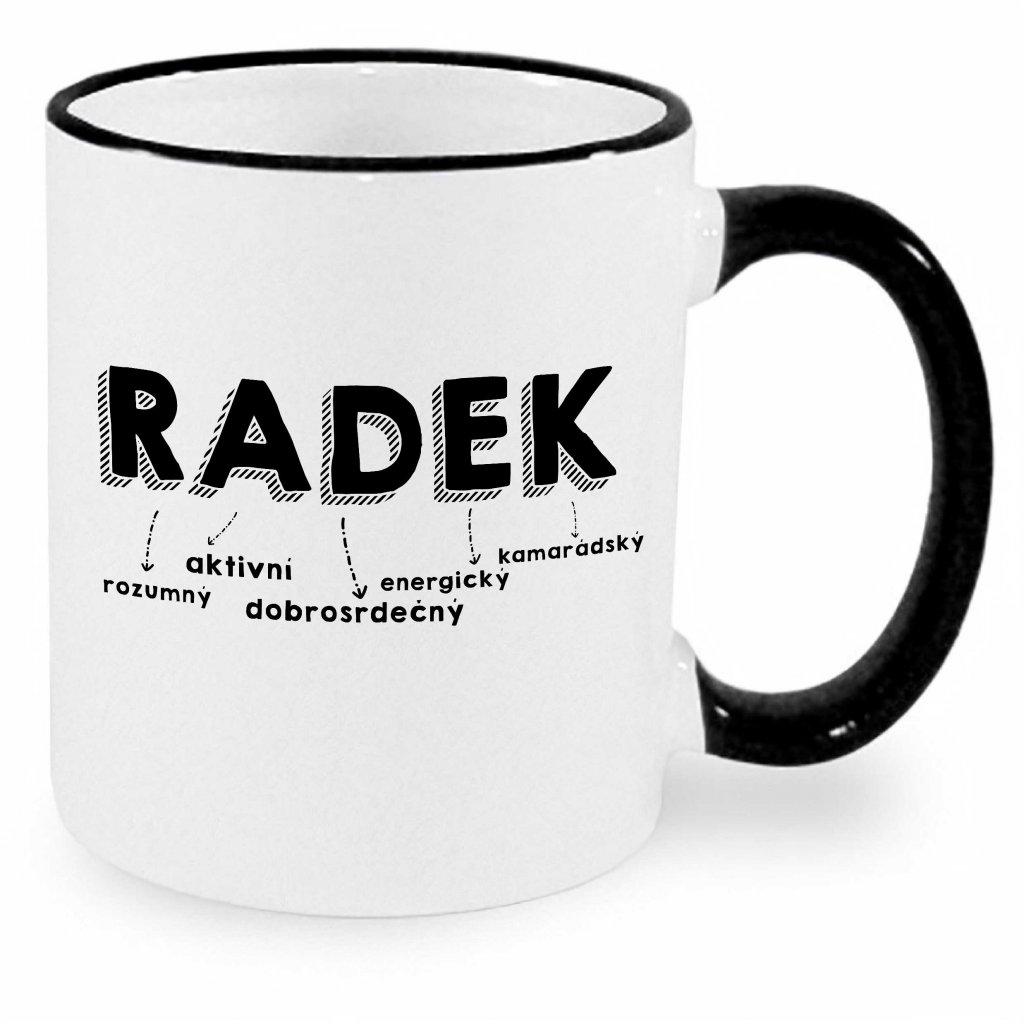 Hrnek - Radek