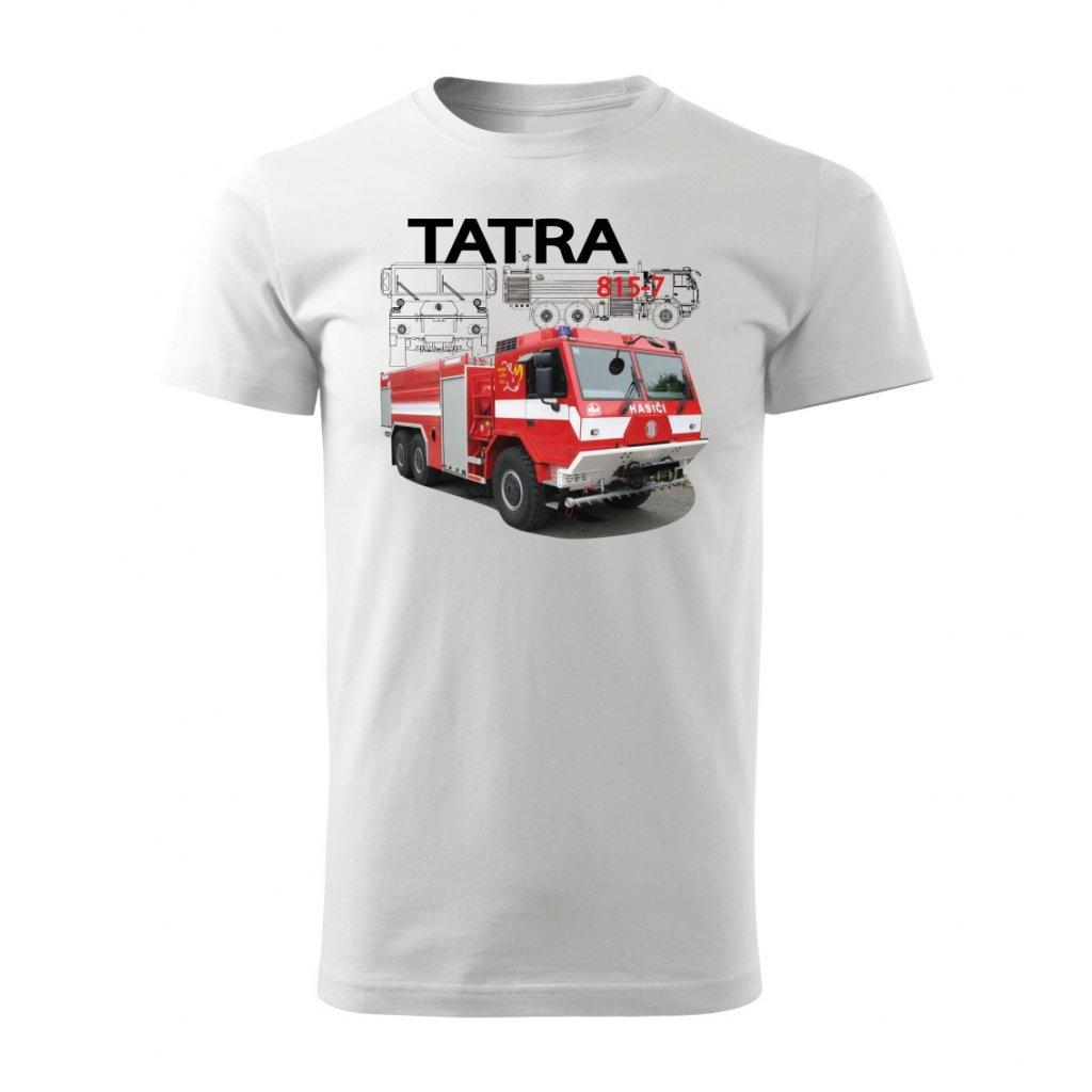 Dětské tričko Tatra 815-7