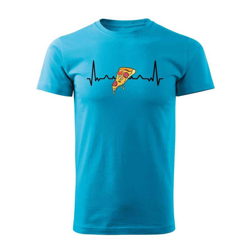 Dětské tričko Pizza Hearbeat