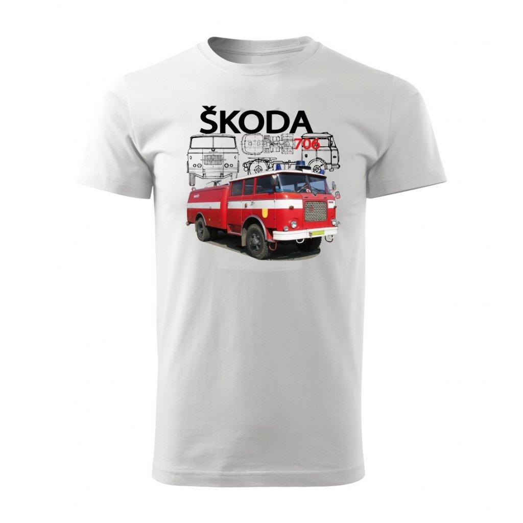 Dětské tričko Škoda 706