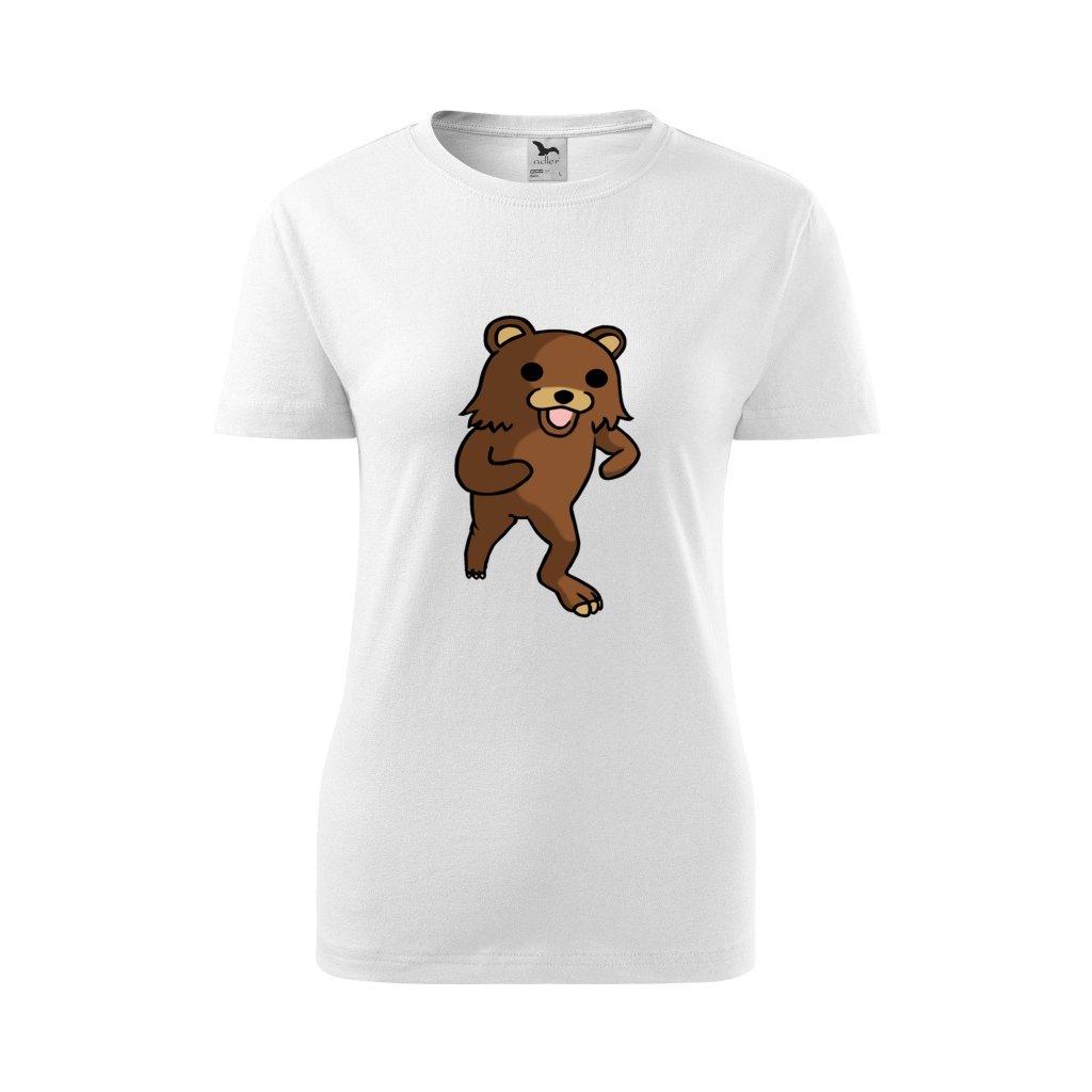Dámské tričko Pedobear