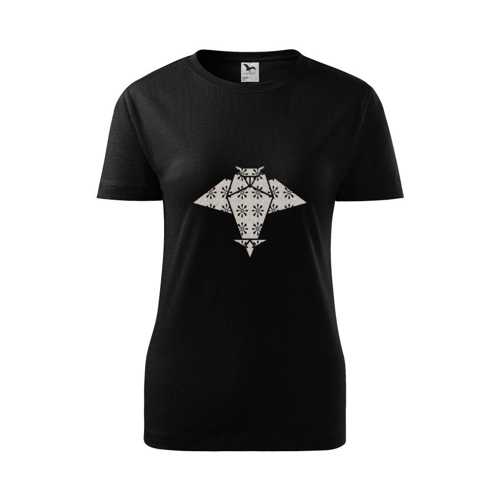 Dámské tričko Sova