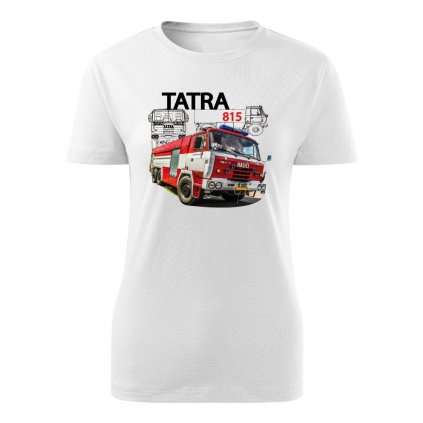 Dámské tričko Tatra 815