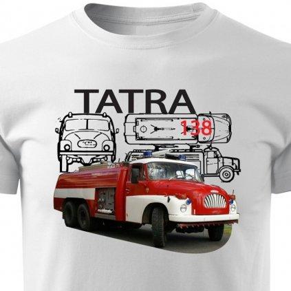 Dámské tričko Tatra 138