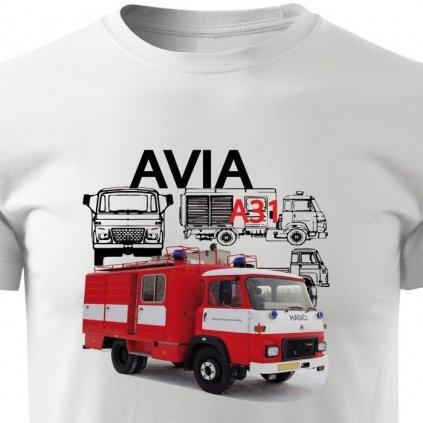 Pánské tričko Avia a31