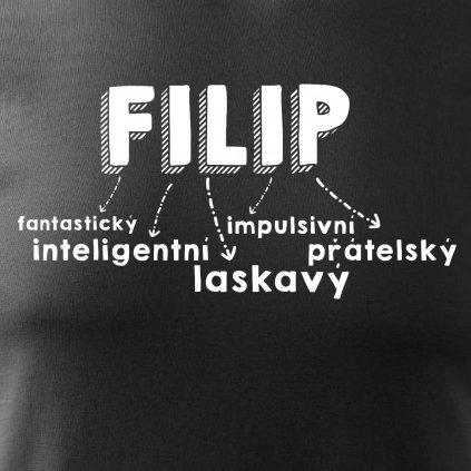 Pánské tričko Filip