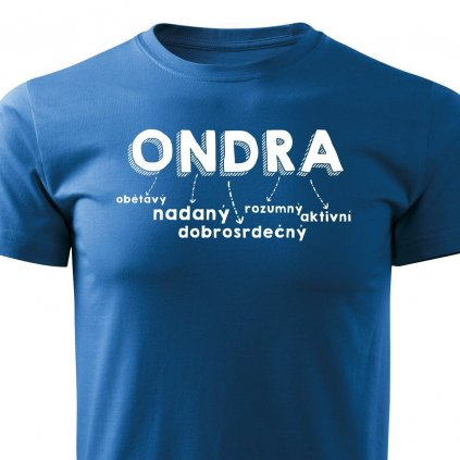Pánské tričko Ondra