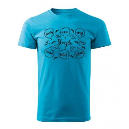Pánské tričko Dokonalý strejda