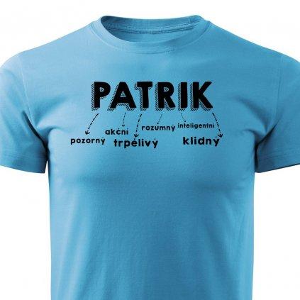 Pánské tričko Patrik
