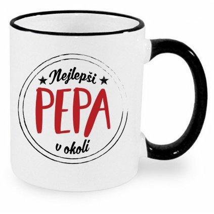 Hrnek Nejlepší Pepa v okolí