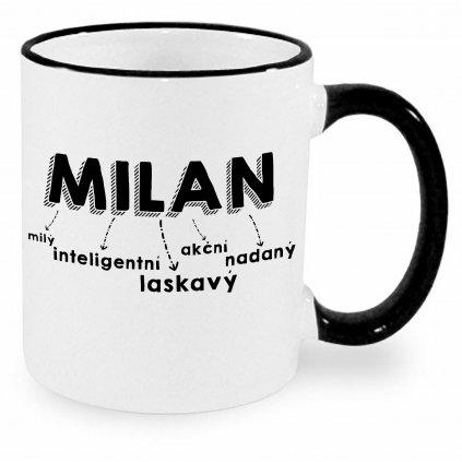 Hrnek - Milan