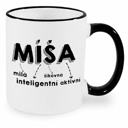 Hrnek - Míša